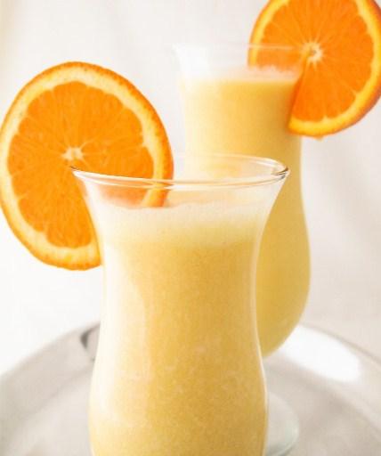 01 (bebida) Néctar de Laranja e Amêndoa