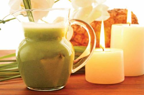 19 (bebida) Suco de Abacaxi com Cidreira (madhava) (ekadashi